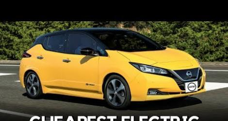 10 Cheapest Electric Cars to Buy in 2018 (New and Used Models Compared)