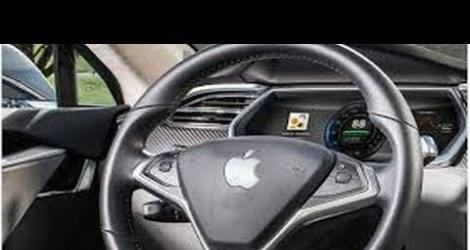 Autonomous car with Apple technology is closer