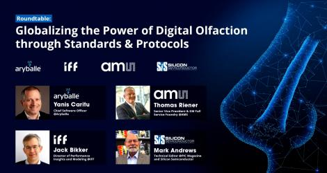 Roundtable: Globalizing the Power of Digital Olfaction through Standards & Protocol