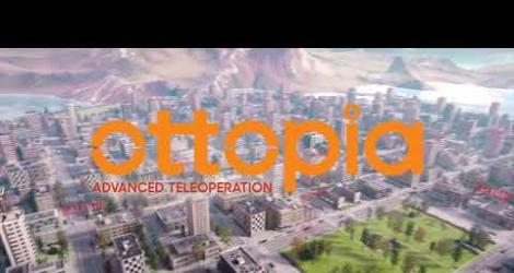 Ottopia - Advanced Teleoperation - Introduction Video