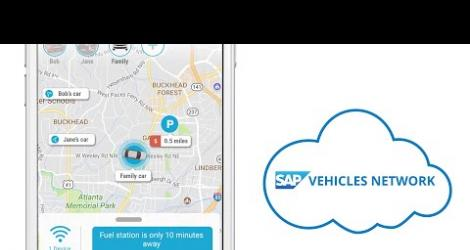 SAP and Tantalum are taking drivers into the future of mobility