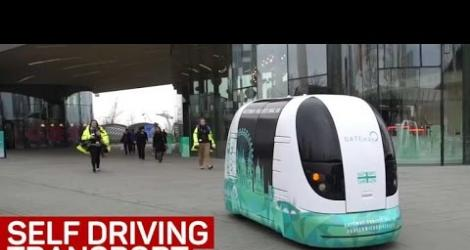 Self driving transport is coming to cities soon