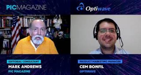 PIC Magazine talks with Optiwave