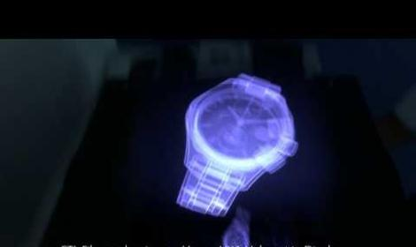 STL Rendering on Voxon VX1 3D Volumetric Display