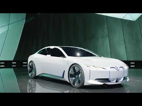 2020 Bmw I4 Vision Concept